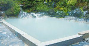 Way of making a psychic detox mineral bath
